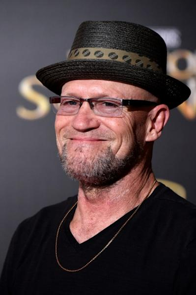 Michael Rooker attends the premiere of Disney and Marvel Studios' 'Doctor Strange', at the El Capitan Theatre in Hollywood, California, in October 2016
