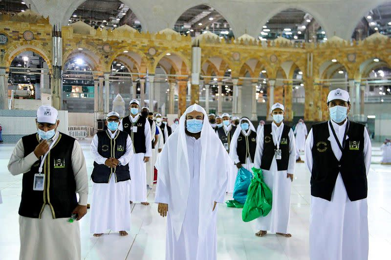 Pandemic hit to haj saddens would-be pilgrims