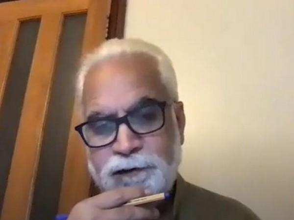 Abbas Butt, Chairman of Kashmir National Party, in a virtual interaction with Dr Shabir Choudhry in programme