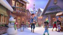 """<p>After aliens take over Earth, it's up to a small alien named X to save the world. </p> <p>Watch <a href=""""http://www.netflix.com/search?q=Alien%20Xmas&amp;jbv=80226040"""" class=""""link rapid-noclick-resp"""" rel=""""nofollow noopener"""" target=""""_blank"""" data-ylk=""""slk:Alien Xmas""""><strong>Alien Xmas</strong></a> on Netflix now.</p>"""