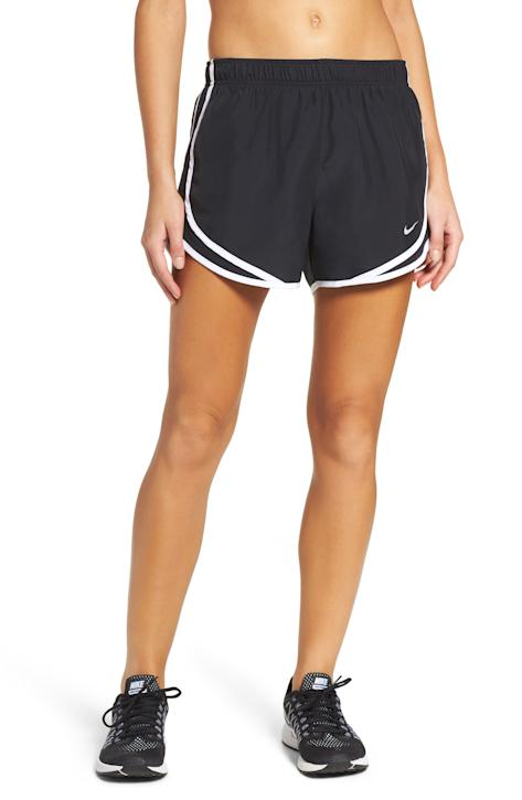 running shorts women's nike