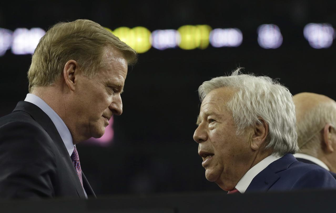 Some NFL executives want to see the Patriots tape for themselves