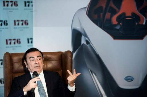 Protectionism would be 'disaster' for autos: Renault-Nissan's Ghosn