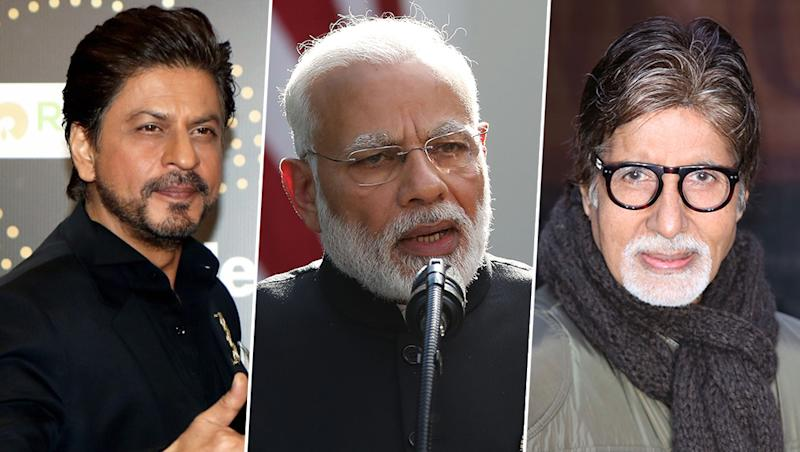 PM Narendra Modi World's Most Admired Indian Followed by Amitabh Bachchan and Shah Rukh Khan, Check Full List of World's Most Admired Persons