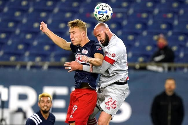 Akinola goal lifts Toronto FC to fourth straight win as New England rues penalty miss