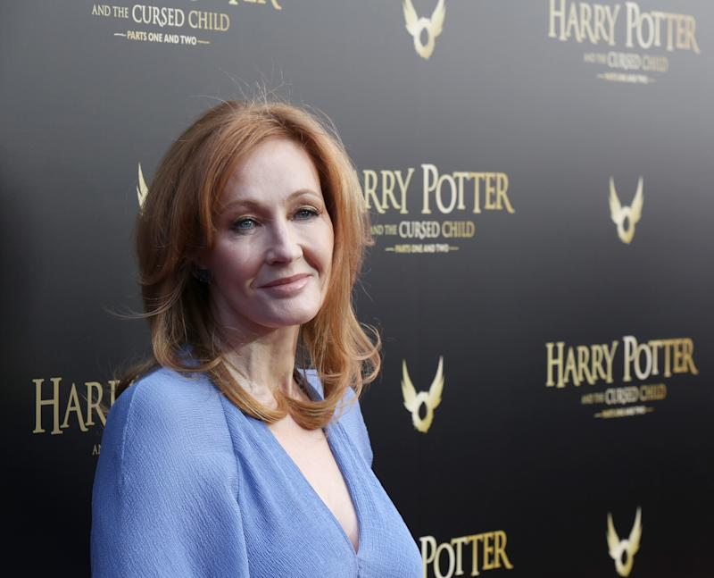 J.K. Rowling Is Hilariously Live Tweeting Her Royal Baby Thoughts
