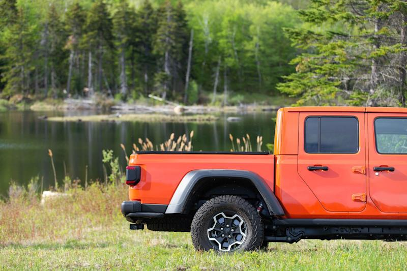 2020 Jeep Gladiator Rubicon93