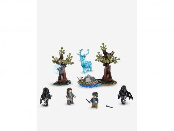 Spend rainy days indoors playing with this toy set (Selfridges)