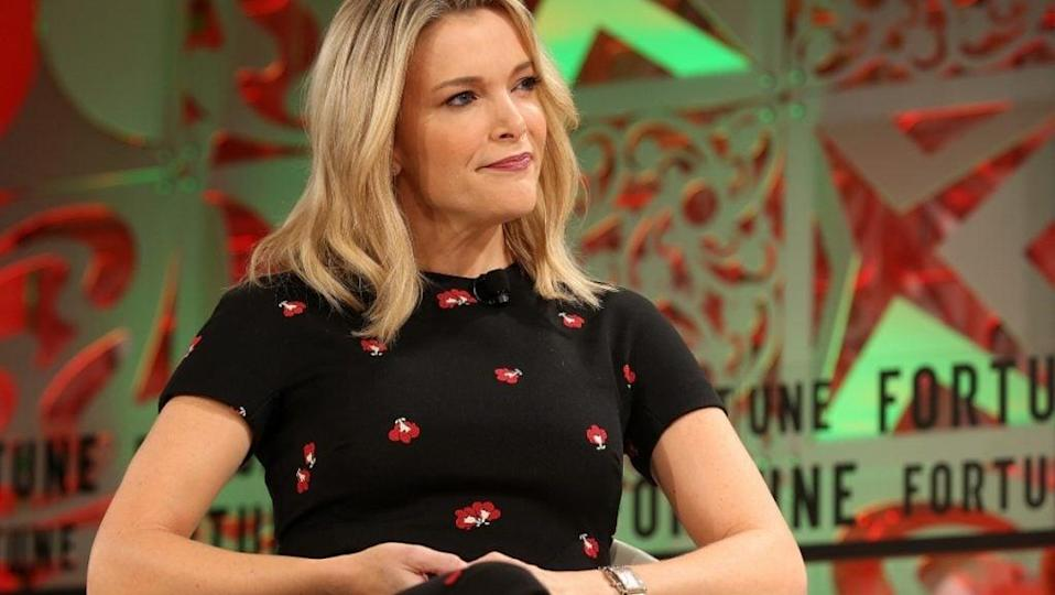 Megyn Kelly at the Fortune Most Powerful Women Summit 2018 at Ritz Carlton Hotel on October 2, 2018 in Laguna Niguel, California.