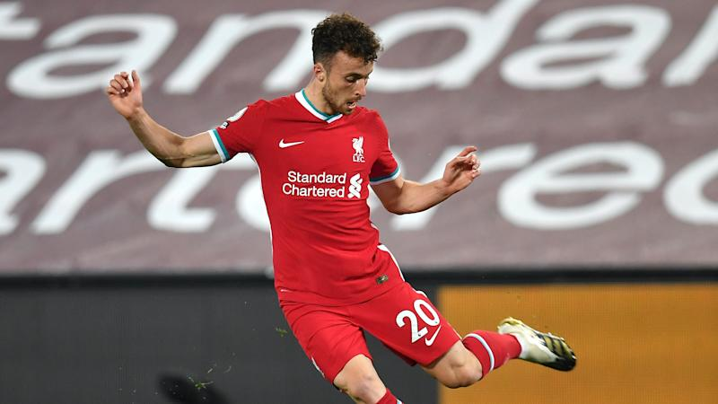 Liverpool manager Jurgen Klopp feels Diogo Jota can learn a lot from Sadio Mane