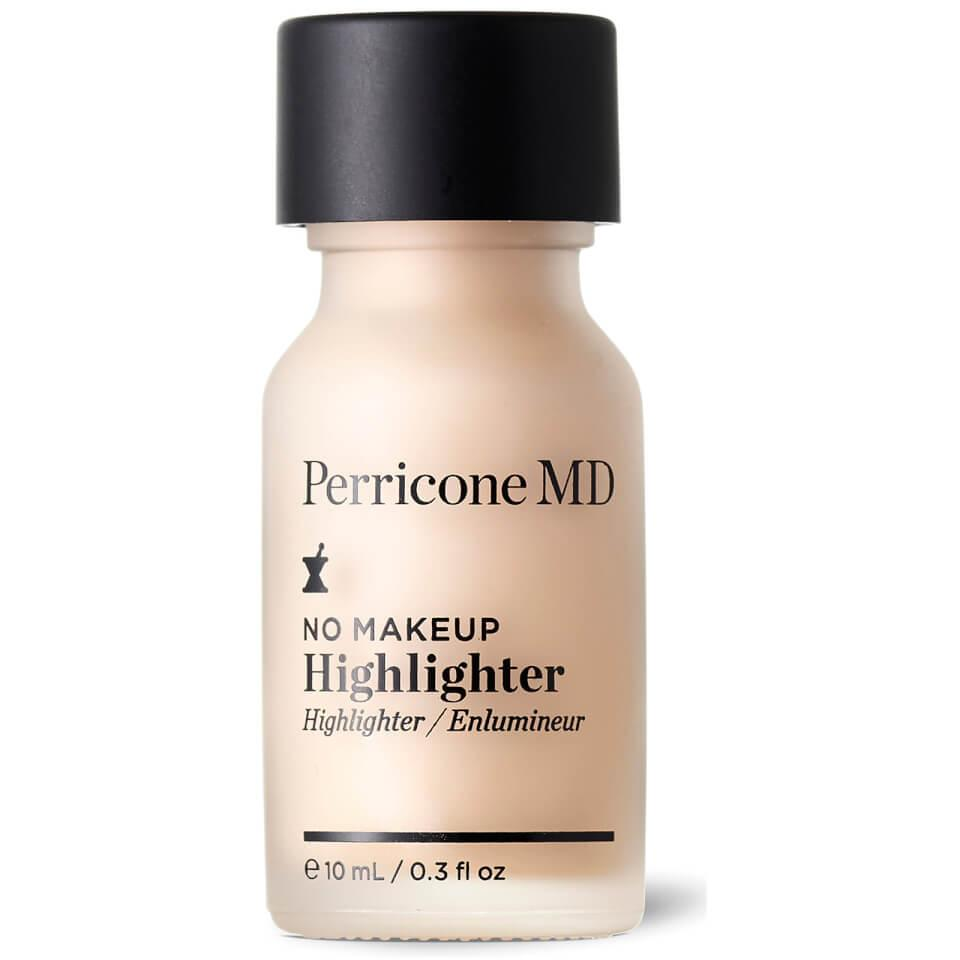 "<h3>Perricone MD No Makeup Skincare Highlighter</h3><br>If you want glowy skin that looks natural, not strobe-like, Perricone's liquid highlighter is <em>it</em>. A couple dots on cheekbones and other high points of the face instantly creates a lit-from-within finish.<br><br><strong>Perricone MD</strong> No Makeup Skincare Highlighter, $, available at <a href=""https://go.skimresources.com/?id=30283X879131&url=https%3A%2F%2Fus.lookfantastic.com%2Fperricone-md-no-makeup-skincare-highlighter-0.3-fl.-oz%2F12104287.html%23donotlink"" rel=""nofollow noopener"" target=""_blank"" data-ylk=""slk:LookFantastic"" class=""link rapid-noclick-resp"">LookFantastic</a>"