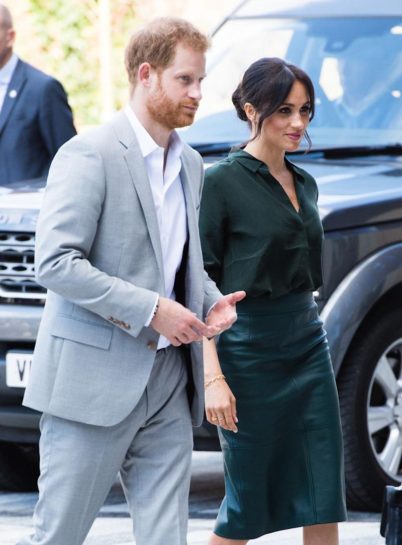 People Are Pissed That Meghan and Harry Announced Their Pregnancy on a Super Sensitive Day