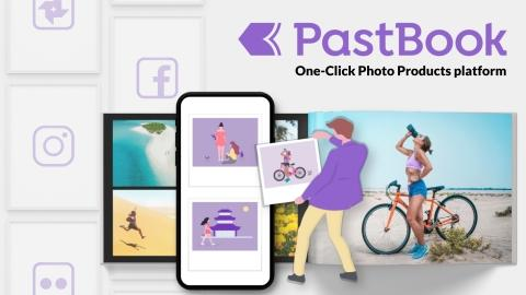 PastBook Unveils its New Brand Identity and Launches the Global One-Click Photo Products Platform
