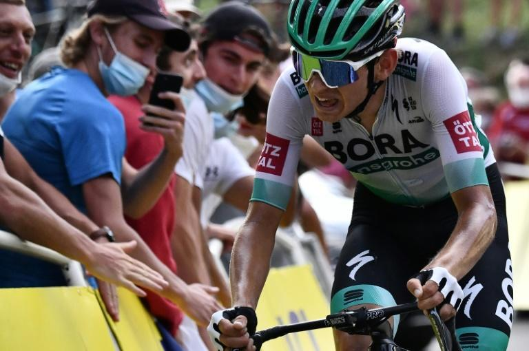 Roglic in control as Tour heads to high mountains