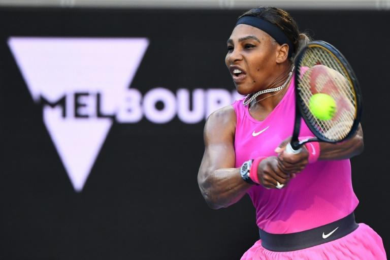 Serena Williams is aiming for a 24th Grand Slam title in Melbourne, four years after her last
