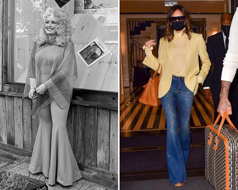 These 11 Fashion Trends Are Going Viral This Summer — But They're Actually From the '70s