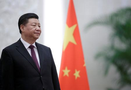 China's Xi says Taiwan independence would be disaster, calls for peaceful