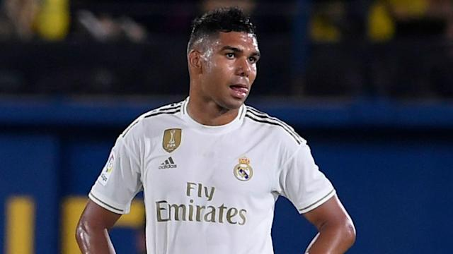 The Brazil international midfielder admits a lack of minutes saw him ask questions, but he's now fully committed to the cause at the Santiago Bernabeu