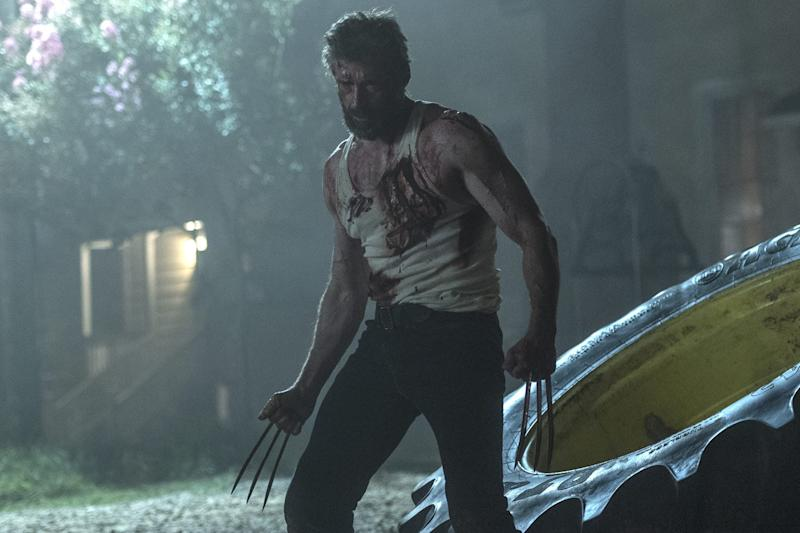 Bowing out: Hugh Jackman said goodbye to the role in 2017 (20th Century Fox)