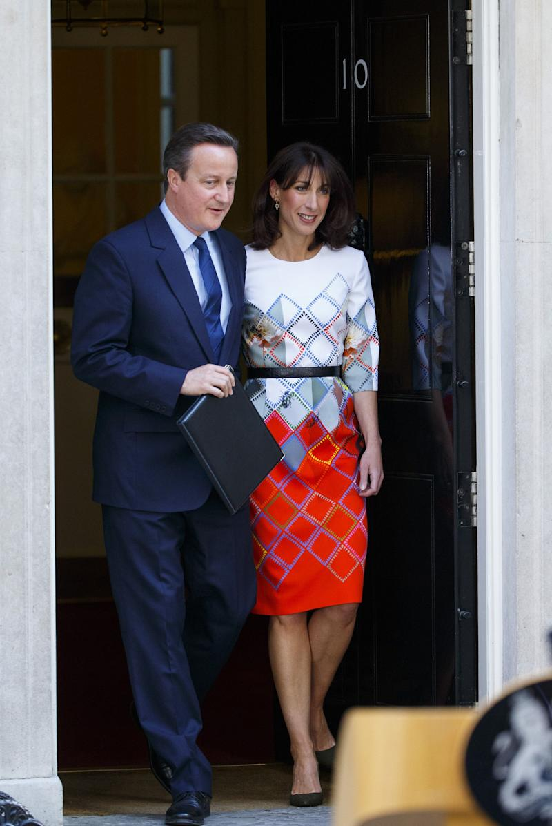 Samantha Cameron's MS fashion scandal