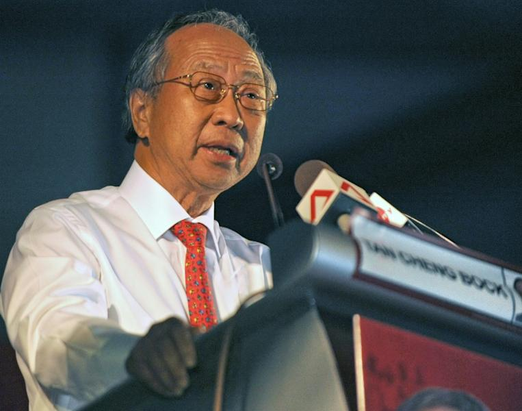 Tan Cheng Bock has applied to register the Progress Singapore Party