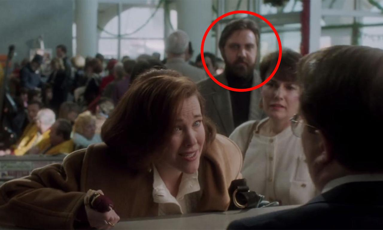 <p>There's a popular theory online that Elvis Presley – who died in 1977 – appears as an extra in 1990's 'Home Alone'. He's apparently the bearded guy stood behind Kevin's mother while she berates the airline staff. What do you think? </p>