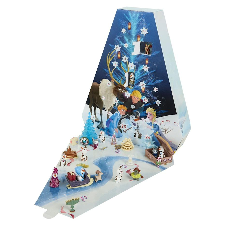 "<p>With Olaf's new <a rel=""nofollow"" href=""http://www.digitalspy.com/movies/frozen/news/a830709/olaf-frozen-adventure-first-trailer-disney/"">short film out this month</a>, what better way to celebrate than with collectable <em>Frozen</em> figurines? We took a <a rel=""nofollow"" href=""http://www.digitalspy.com/movies/frozen/news/a842127/disney-olafs-frozen-adventure-advent-calendar/"">closer look</a> at the calendar earlier this month and we love it. <strong><a rel=""nofollow"" href=""https://direct.asda.com/george/toys-character/action-figures-playsets/olaf-s-frozen-adventure-advent-calendar/050214667,default,pd.html"">Buy it here</a></strong>.</p>"