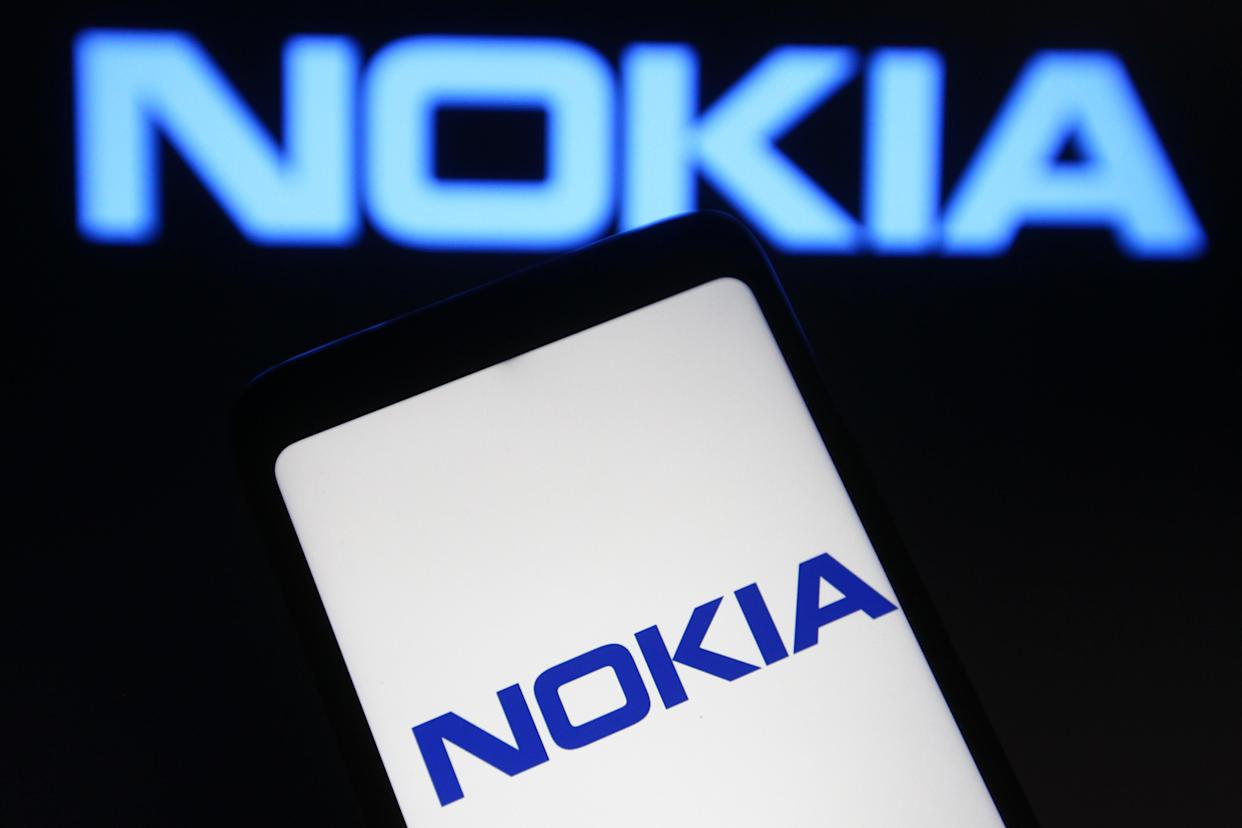Nokia is planning to axe between 5,000 and 10,000 jobs worldwide in the next two years. Photo: Pavlo Gonchar/SOPA/LightRocket via Getty