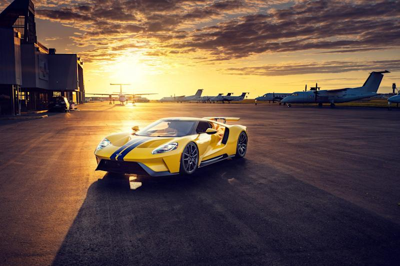 2017 Ford GT _0