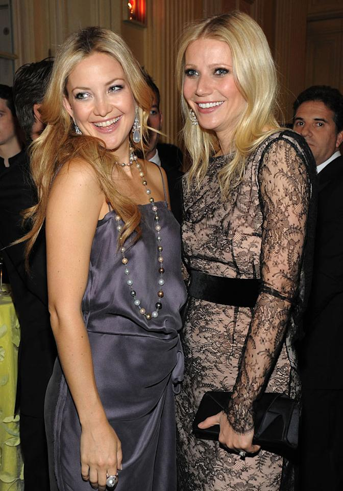 "Gwyneth Paltrow is ""jealous"" that Kate Hudson recently filmed a guest spot on ""Glee,"" reports <i>Star</i>. The mag says Paltrow, who made a memorable cameo on the show last year, ""is scared that Kate will outshine her."" For Paltrow's sneeky plan to sabotage Hudson's episode before it airs, click over to <a target=""_blank"" href=""http://www.gossipcop.com/gwyneth-paltrow-jealous-kate-hudson-glee-feud-fight-guest-starring/"">Gossip Cop</a>."