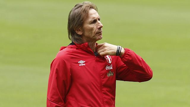 After guiding the South American nation to their first World Cup since 1982, the manager is rumoured to be in demand
