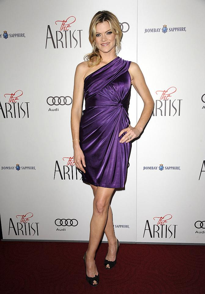 """<a href=""""http://movies.yahoo.com/movie/contributor/1800352196"""">Missi Pyle</a> at the Los Angeles premiere of <a href=""""http://movies.yahoo.com/movie/1810224313/info"""">The Artist</a> on November 21, 2011."""