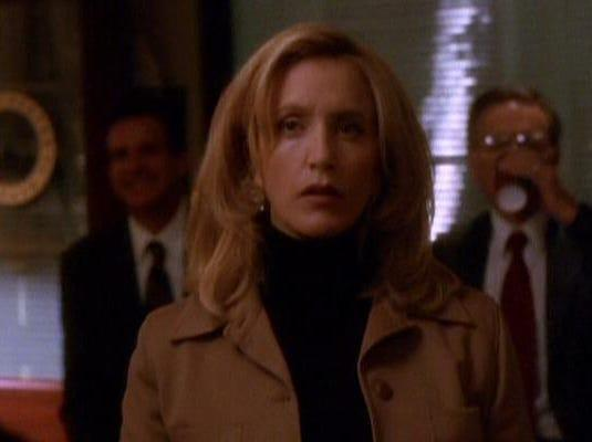 felicity huffman on the west wing