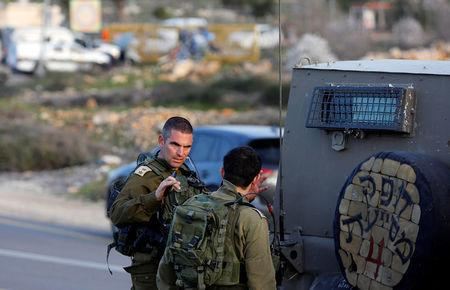 Three Palestinians killed by Israeli forces in West Bank