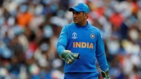 MS Dhoni not included in annual contract by BCCI