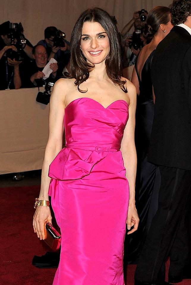 "March 7: Rachel Weisz turns 41 Stephen Lovekin/<a href=""http://www.gettyimages.com/"" target=""new"">GettyImages.com</a> - May 3, 2010"