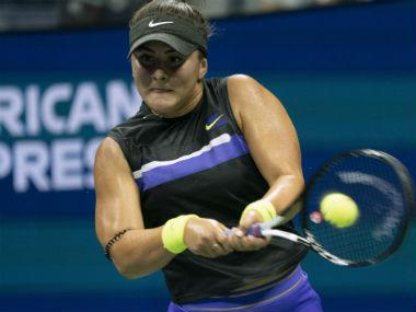 US Open 2019: Confident teen Bianca Andreescu says she expects to win the tournament after reaching quarter-final