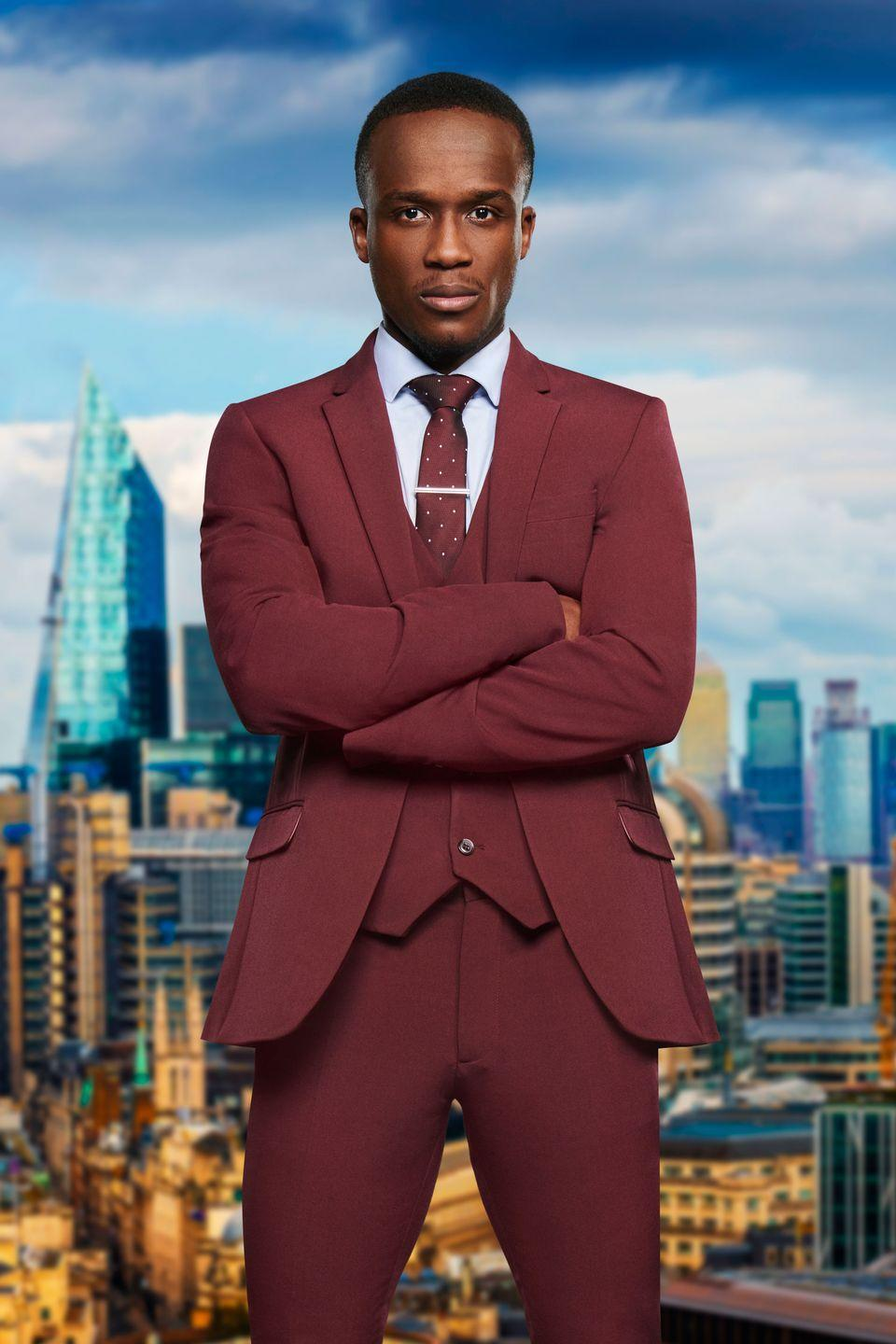 """<p>""""I combine a thirst to learn with entrepreneurial thinking, ready to win at all costs.""""</p><p>Kenna, 24, from Greater Manchester, is the owner of an alcohol-infused ice cream company. Kenna once played professional football for Manchester City before his career was cut short due to an injury. Kenna describes himself as enthusiastic with an """"infectious personality"""".</p>"""