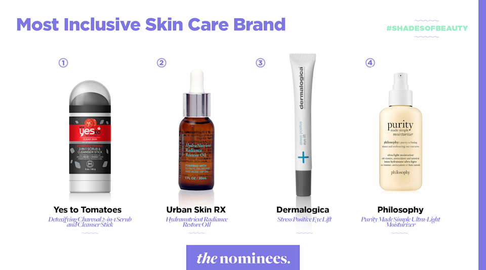 <p>Yes to, Urban Skin RX, Demalogica, and Philosophy. (Art by Quinn Lemmers for Yahoo Lifestyle) </p>