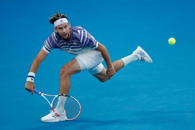 Tennis - Australian Open - Men's Singles Final