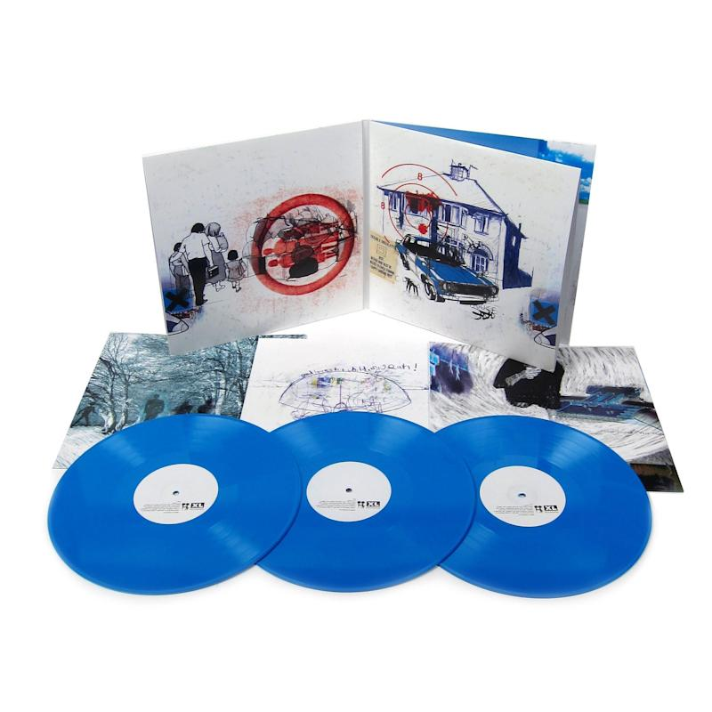 bbb1f86b4f8268 Radiohead s  OK Computer  Reissue Leads Discogs  2017 Most-Collected  Colored Vinyl List