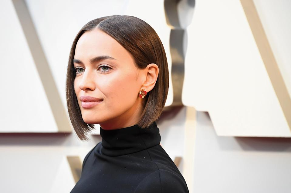 Irina Shayk attends the 91st Academy Awards. (Photo: Getty Images)