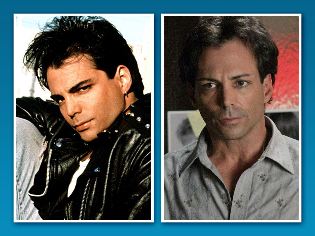 "<p><b>Richard Grieco </b><br><br>  <b>Then:</b> He wasn't original to the cast, but joined the show in 1988 as bad boy Detective Dennis Booker. He got his own spinoff, ""<a href=""http://tv.yahoo.com/booker/show/29215"">Booker</a>,"" which ran for just one season.<br><br>  <b>Now:</b> Although his first big feature film, ""<a href=""http://movies.yahoo.com/movie/if-looks-could-kill/"">If Looks Could Kill</a>,"" fizzled, he's worked steadily in movies (many of them direct-to-DVD titles), though nothing we've really ever heard of aside from his appearance as himself in the head-bopping ""<a href=""http://movies.yahoo.com/movie/a-night-at-the-roxbury/"">A Night at the Roxbury</a>."" He did show up for three episodes of ""<a href=""http://tv.yahoo.com/veronica-mars/show/36288"">Veronica Mars</a>,"" however, which makes him part of two iconic detective shows.</p>"