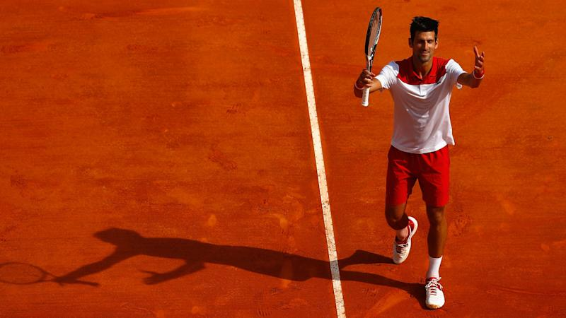 Djokovic saunters through, Donaldson sees red mist in Monte Carlo
