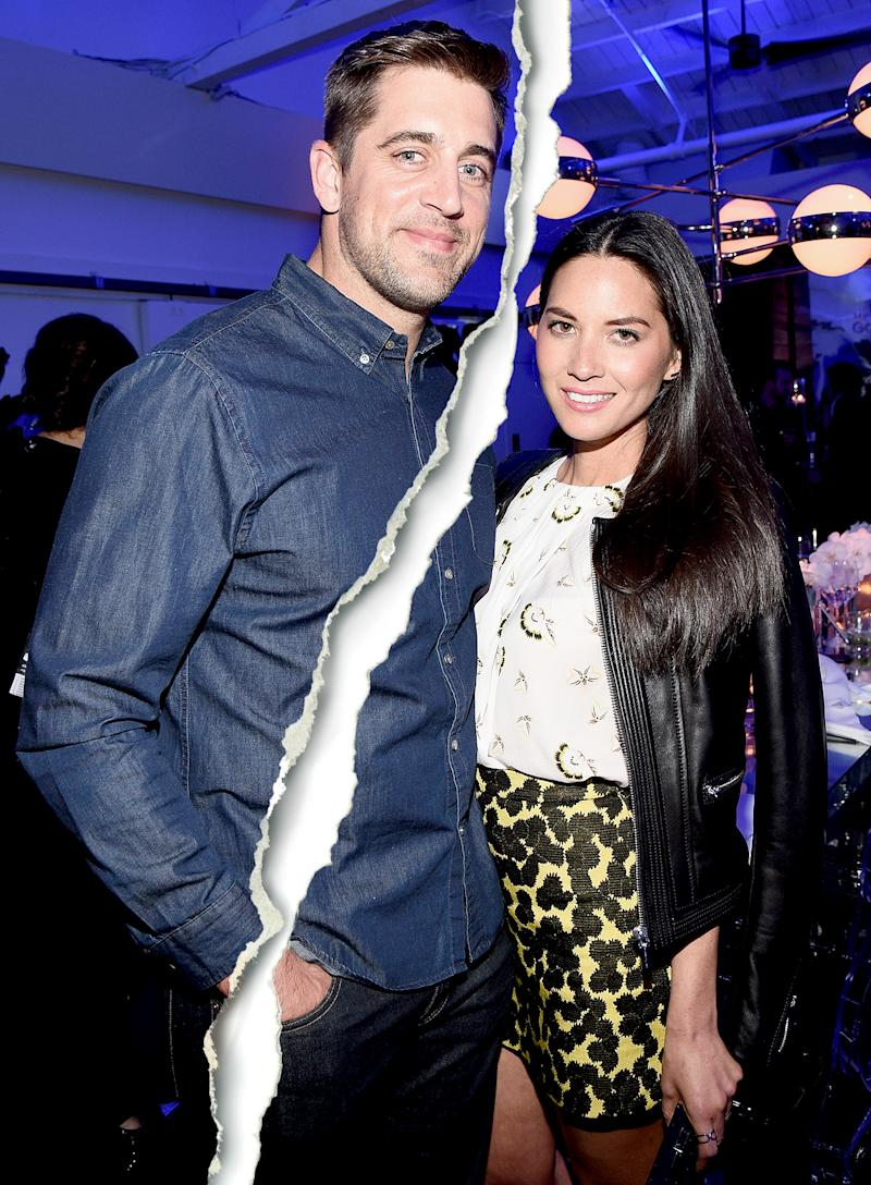 Olivia Munn Aaron Rodgers Split After Three Years Of Dating Report