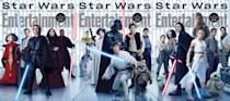 """<a href=""""https://ew.com/movies/2019/11/19/star-wars-the-rise-of-skywalker/"""" rel=""""nofollow noopener"""" target=""""_blank"""" data-ylk=""""slk:Read our cover story"""" class=""""link rapid-noclick-resp""""><em><strong>Read our cover story </strong></em></a><em><strong>going inside </strong></em><strong>The Rise of Skywalker</strong><em><strong> with director J.J. Abrams. Plus get Entertainment Weekly's Star Wars Untold Stories issue at Barnes & Noble on Friday — or </strong></em><a href=""""https://www.magazine.store/entertainment-weekly/2019/star-wars-set-of-all-3-issues/"""" rel=""""nofollow noopener"""" target=""""_blank"""" data-ylk=""""slk:buy your choice of covers"""" class=""""link rapid-noclick-resp""""><em><strong>buy your choice of covers</strong></em></a><em><strong> now featuring stars of the </strong></em><a href=""""https://www.magazine.store/entertainment-weekly/2019/star-wars-prequel-trilogy/"""" rel=""""nofollow noopener"""" target=""""_blank"""" data-ylk=""""slk:prequels"""" class=""""link rapid-noclick-resp""""><em><strong>prequels</strong></em></a><em><strong>, </strong></em><a href=""""https://www.magazine.store/entertainment-weekly/2019/star-wars-original-trilogy/"""" rel=""""nofollow noopener"""" target=""""_blank"""" data-ylk=""""slk:original trilogy"""" class=""""link rapid-noclick-resp""""><em><strong>original trilogy</strong></em></a><em><strong>, or </strong></em><a href=""""https://www.magazine.store/entertainment-weekly/2019/star-wars-sequel-trilogy"""" rel=""""nofollow noopener"""" target=""""_blank"""" data-ylk=""""slk:current saga"""" class=""""link rapid-noclick-resp""""><em><strong>current saga</strong></em></a><em><strong>. (The issue will be able on newsstands starting Nov. 28.) Don't forget to </strong></em><a href=""""https://go.skimresources.com/?id=58287X1516327&isjs=1&jv=13.25.1-stackpath&sref=https%3A%2F%2Few.com%2Fmovies%2F2019%2F10%2F17%2Fsaoirse-ronan-timothee-chalamet-cover-story%2F&url=https%3A%2F%2Fwww.magazine.store%2Fentertainment-weekly%2F%3Futm_source%3Dew.com%26utm_medium%3Dinternal%26utm_campaign%3Di902ewtbw1412&xguid=01DAVXB7A2MPENTB52MF9GA454&xs=1&xtz="""