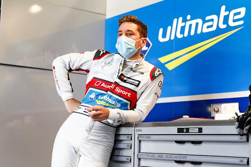 Frijns forced to withdraw from Nurburgring 24