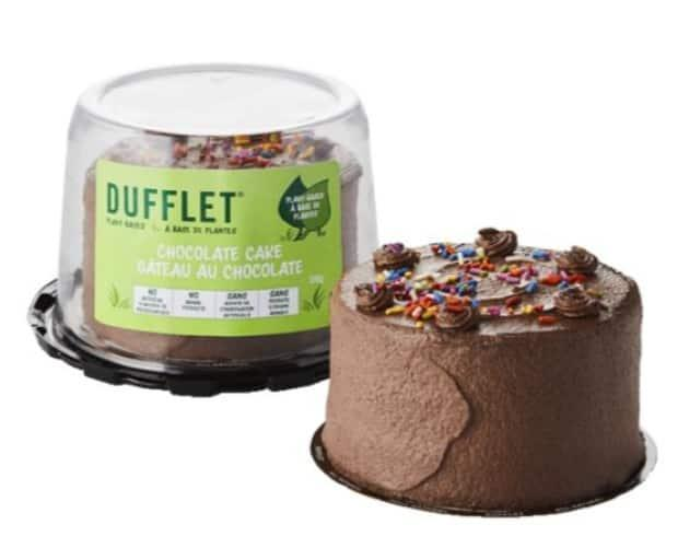 Dufflet is based in Toronto, but the cakes being recalled were distributed across the country. (Canadian Food Inspection Agency - image credit)