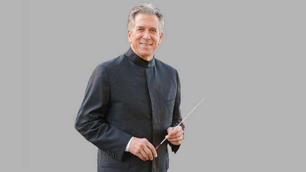 PHOTO: Joel Revzen, an assistant conductor at The Metropolitan Opera, died from complications relating to COVID-19. (The Metropolitan Opera)