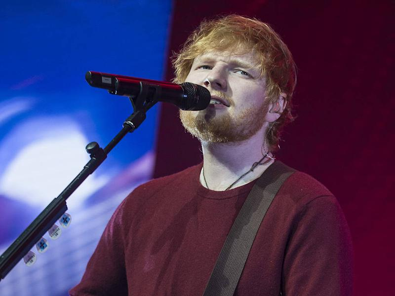 Ed Sheeran 'taking a breather' from work and social media